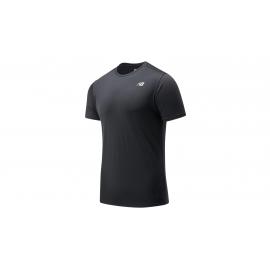 Camiseta running New Balance Accelerate negro hombre