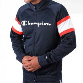 Chándal Champion 214950 marino rojo blanco hombre
