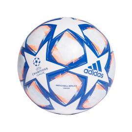 Balón fútbol adidas Finale 20 LGE blanco/azul