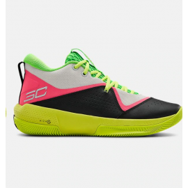 Zapatillas de Baloncesto Under Armour SC 3Zero IV multicolor