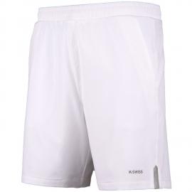 Pantalón tenis/padel K-Swiss Hypercourt Express blanco