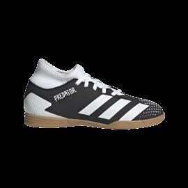 Zapatillas fútbol adidas Predator 20.4 S IIC negro junior