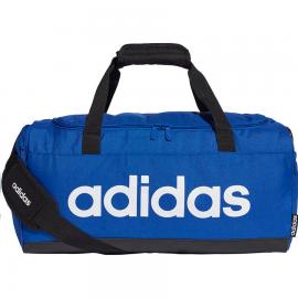 Bolsa deporte adidas Linear Duffle S azul