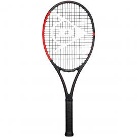Raqueta tenis Dunlop CX Team 285 negra/roja