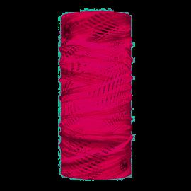 Braga tubular reflective speed rosa unisex