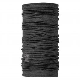 Braga tubular Merino Wool Buff gris unisex