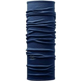Braga tubular Merino Wool Buff azul unisex