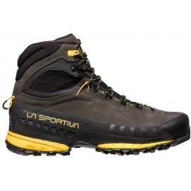 Botas trekking La Sportiva TX5 Gtx gris/amarillo hombre