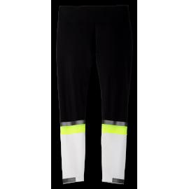 Malla running Brooks Carbonite 7/8 negro/flúor/blanco mujer