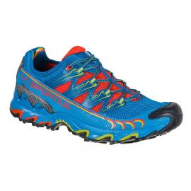 Zapatillas trailrunning La Sportiva Ultra Raptor azul hombre