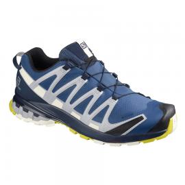 Zapatillas trail Salomon XA Pro 3D V8 GTX  azul hombre