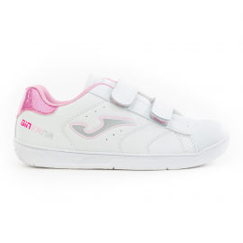 Zapatillas Joma W.Ginkana 2013 blanco/rosa junior