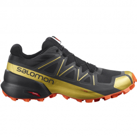 Zapatillas Trail Salomon Speedcross 5 ltd Edition negro