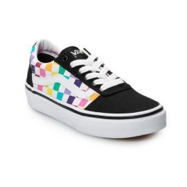 Zapatillas Vans MY Ward cuadros multicolor junior