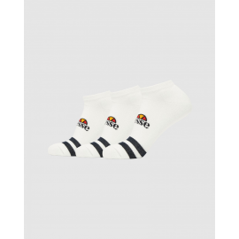 Calcetines Ellesse Melna 3pk blanco