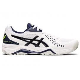 Zapatillas tenis Asics Gel-Challenger 12 blanco/azul hombre