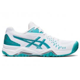 Zapatillas tenis Asics Gel-Challenger 12 blanco mujer