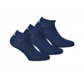 Calcetines Fila F9100 Invisible plain azul