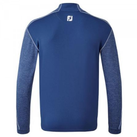 Jersey Footjoy Chill-Out Tonal Heather azul hombre