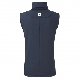 Chaleco Footjoy Thermal Quilted Vest marino mujer
