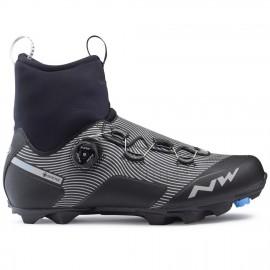 Zapatillas Northwave Celsius Xc Artic Gtx negro-reflectante