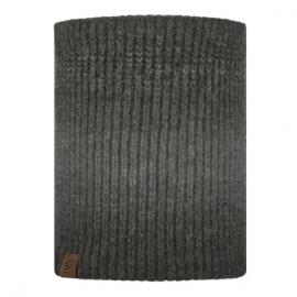Cuello  lana Buff Marin gris unisex