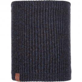 Cuello  lana Buff Lyne azul unisex