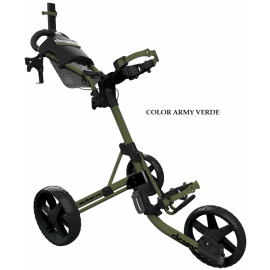Carro golf Clicgear manual 4.0 army green