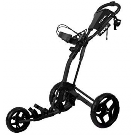 Carro golf Clicgear Rovic RV2L negro
