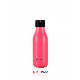 Botella aluminio termo Les Artistes UP 280ml rosa