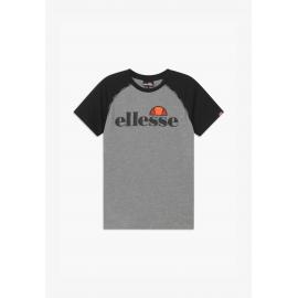 Camiseta manga corta Ellesse Rivalo gris junior