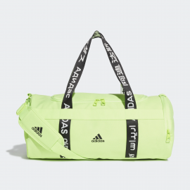 Bolsa deporte adidas 4Athlts verde claro/negro