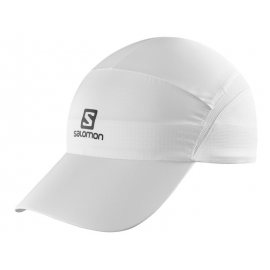 Gorra trail running Salomon Xa Cap blanco