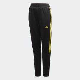 Pantalón adidas Tiro 3S negro amarillo junior