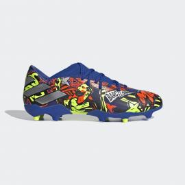 Zapatillas fútbol adidas Nemeziz Messi 19.4 FXG multicolor