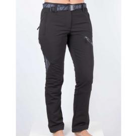 Pantalon montaña Coromell Breezy negro/gris mujer