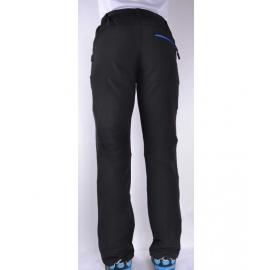 Pantalon montaña Coromell Breezy negro/azul hombre