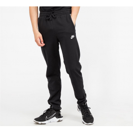 Pantalón Largo Nike Sportwear negro junior