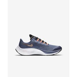 Zapatillas Nike Air Zoom Pegasus 37 GS azul junior