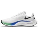 Zapatillas Nike Air Zoom Pegasus 37 blanco/multicolor hombre
