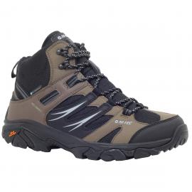 Botas trekking Hi-Tec Tarantula Mid marrón/negro hombre