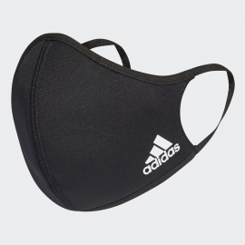 Mascarilla Adidas Face CVR Pack 3 negro unisex