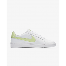 Zapatillas Nike Court Royale blanco/lima mujer