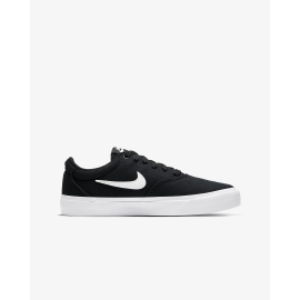Zapatilla Nike SB Charge SLR negro/blanco hombre