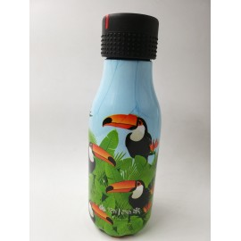 Botella termo Les Artistes UP 280ml tucan