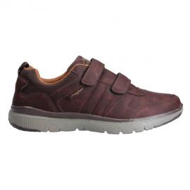 Zapatillas J´Hayber Chamasa marrón hombre