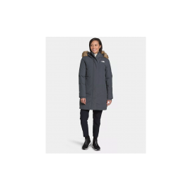 Abrigo The North Face Artic Parka gris mujer