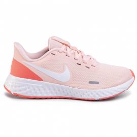 Zapatillas Nike Revolution 5 rosa mujer