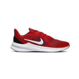 Zapatillas Nike Downshifter 10 rojo hombre