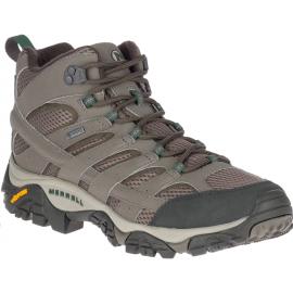 Botas trekking Merrell Moab 2 Mid GTX marrón hombre